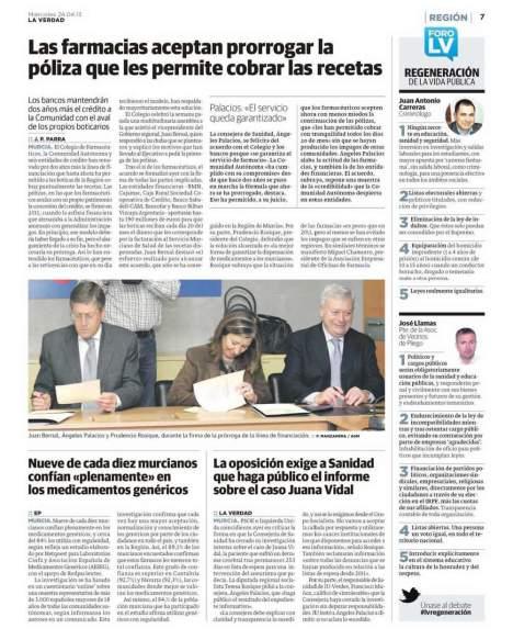 La Verdad - 24 abr 2013 - Page #7